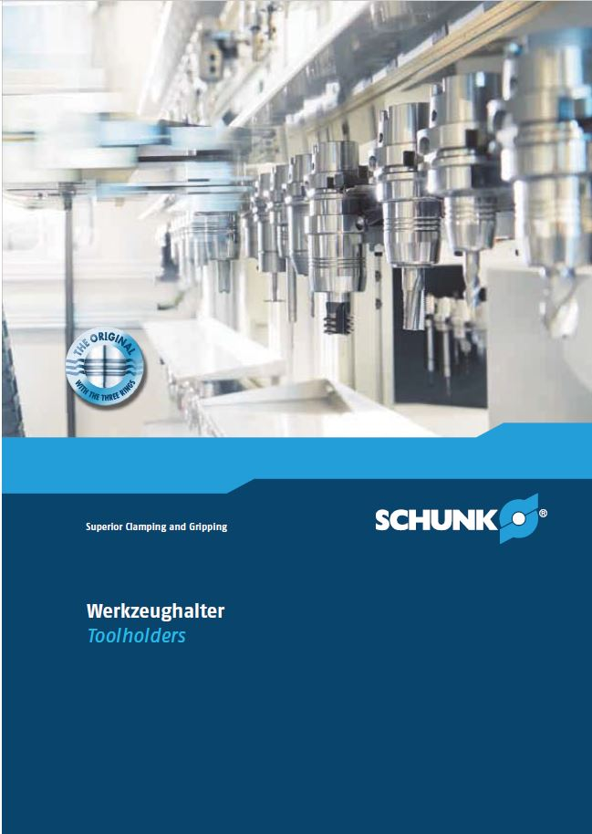 toolholder schunk pic